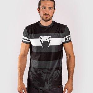 Venum Venum Bandit Dry Tech T-shirt Black Grey