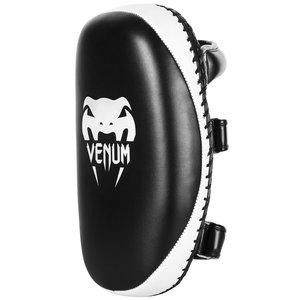 Venum Venum Light Kick Pads Skintex Leather Black White