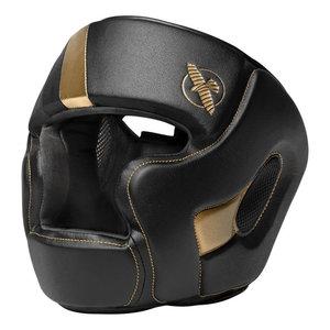 Hayabusa Hayabusa T3 Headgear Black Gold Head Protection