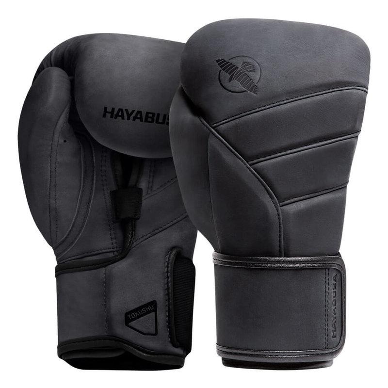 Hayabusa Hayabusa Kanpeki T3 LX Boxing Gloves Obsidian