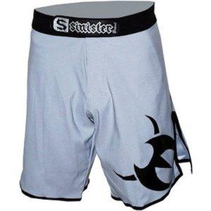 Sinister Brand Sinister Minotauro MMA Freefight Short Zilver Grijs