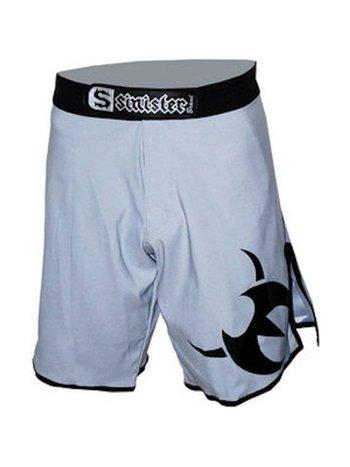 Sinister Brand Sinister Minotauro MMA Freefight Kurz Silbergrau