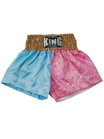 King Pro Boxing King KTBS-09 Ladies Kickboxing Shorts