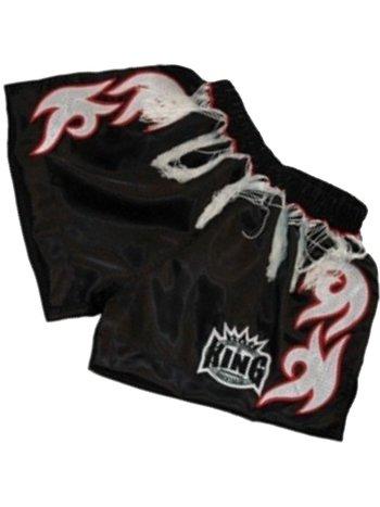 King Pro Boxing King KTBS-17 Muay Thai Kickboxing Shorts