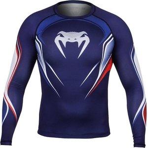 Venum Venum French HERO Compression T Shirt L/S Rash Guard