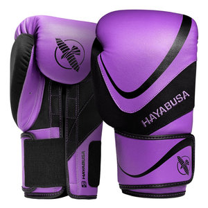 Hayabusa Hayabusa H5 Boxing Gloves Purple Black