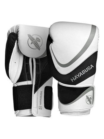 Hayabusa Hayabusa H5 Boxing Gloves White Black