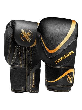 Hayabusa Hayabusa H5 Boxhandschuhe Schwarz Gold