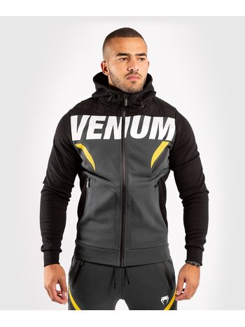 Venum Venum ONE FC Impact Hoody Grau Gelb