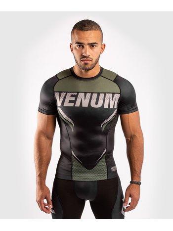 Venum Venum ONE FC Impact Rashguard S/S Zwart Kaki