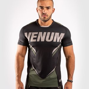 Venum Venum ONE FC Impact Dry Tech T-Shirt Black Khaki