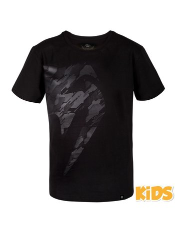 Venum Venum Tecmo Giant Kids T Shirt Black