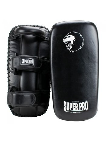 Super Pro Super Pro Combat Gear Thai Pads leather - per piece.