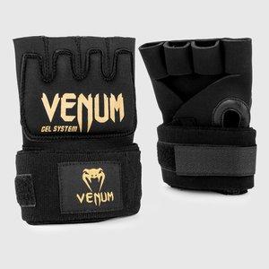 Venum Venum Kontact Gel Glove Wraps Black Gold