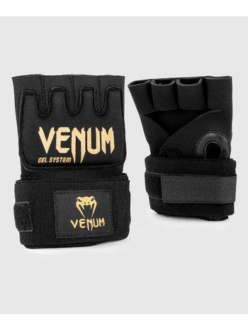 Venum Venum Kontact Gel Glove Wraps Schwarzes Gold