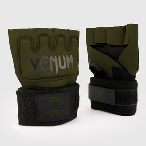 Venum Venum Kontact Gel Glove Wraps Khaki Black