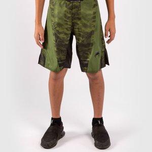 Venum Venum Trooper Kids Fightshorts Forest Camo Black