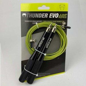 Venum Venum Thunder Evo Jump Rope Skipping Rope Black Yellow