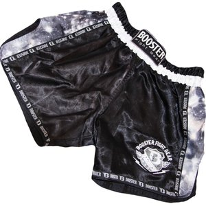 Booster Booster Muay Thai Short TBT Pro 4.27 Black Stars