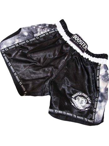Booster Booster Muay Thai Kickboxing Short TBT Pro 4.27 Black Stars