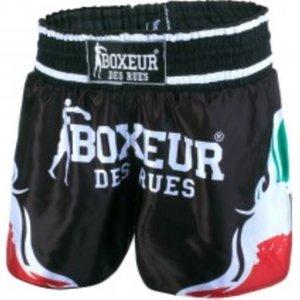 Boxeur des Rues Boxeur Kickboks Muay Thai Short Tribal Symbols Italy