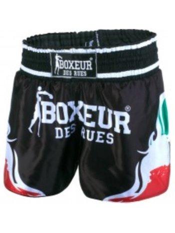 Boxeur des Rues Boxeur Kickboxen Muay Thai Shorts Tribal Symbols Italy