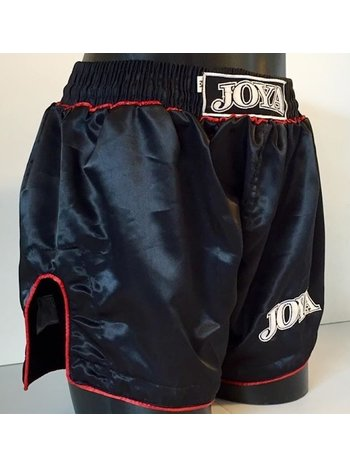 Joya Fight Wear Joya Kickboxing Shorts Fighter Black Red