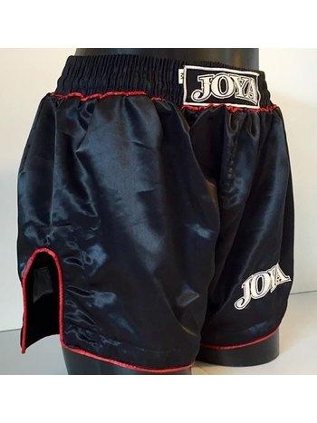 Joya Fight Wear Joya Kickboxing Shorts Fighter Schwarz Rot