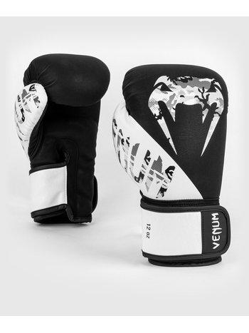 Venum Venum Legacy Boxing Gloves Black White