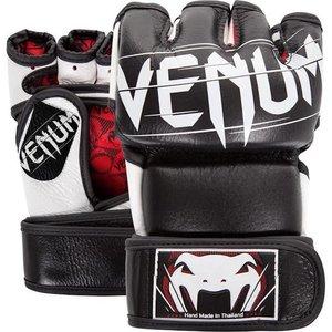 Venum Venum MMA Handschoenen Undisputed 2.0 Zwart Wit MMA Gloves