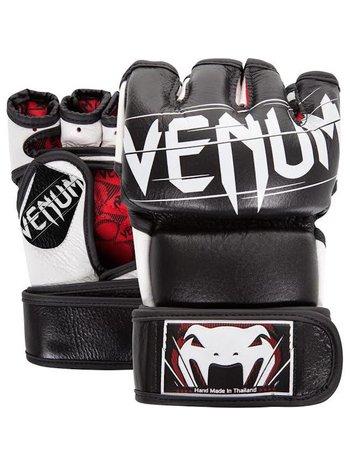 Venum Venum Undisputed 2.0 Schwarz Weiss MMA Handschuhe