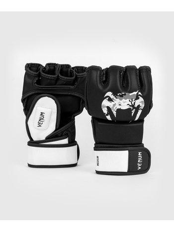 Venum Venum Legacy MMA Gloves Black White