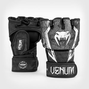 Venum Venum MMA GLDTR 4.0 MMA Gloves Black White