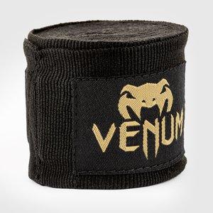 Venum Venum Kontact Hand Wraps Boksbandages 2.5M Zwart Goud