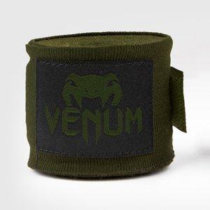Venum Venum Kontact Boxing Handwraps 4m Khaki Black