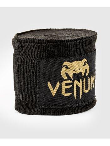 Venum Venum Kontact Boxbandagen 4m Schwarz Gold