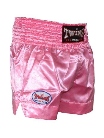 Twins Special Twins Muay Thai Kickboxing Hose TTE 006 Rosa