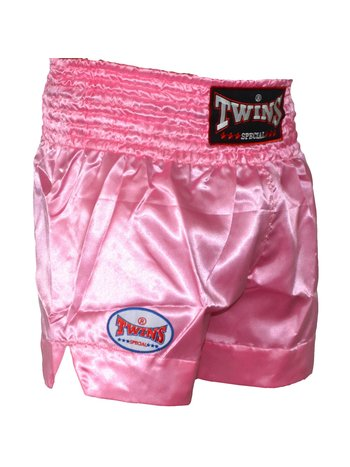 Twins Special Twins Muay Thai Kickboxing Shorts TTE 006 Pink