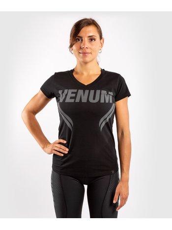 Venum Venum ONE FC Impact T-Shirt Frauen Schwarz Schwarz