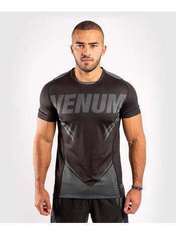 Venum Venum ONE FC Impact Dry Tech T-Shirt Schwarz Schwarz