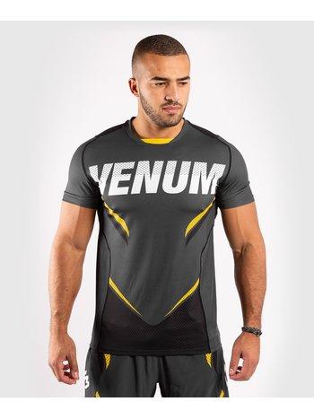 Venum Venum ONE FC Impact Dry Tech T-Shirt Grey Yellow