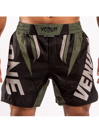 Venum Venum ONE FC Impact Fightshorts Black Khaki