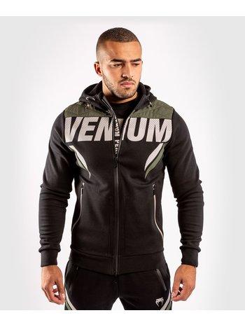 Venum Venum ONE FC Impact Hoodie Schwarz Khaki