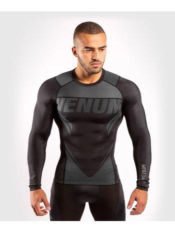 Venum Venum ONE FC Impact Rashguard Long Sleeves Black Black