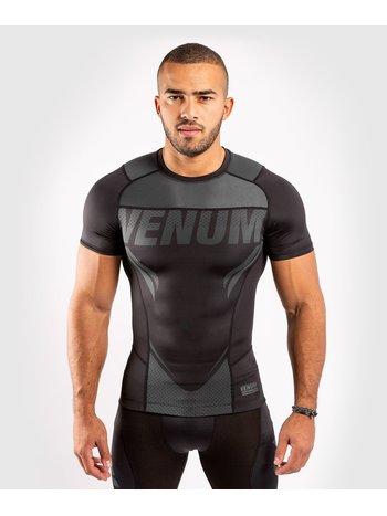 Venum Venum ONE FC Impact Rashguard S/S Black Black