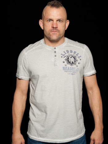 HeadRush HeadRush Chuck Liddell Saphir MMA T-Shirt Chosen Few Collection