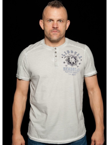 HeadRush HeadRush Chuck Liddell Saphire MMA T-shirt Chosen Few Collectie