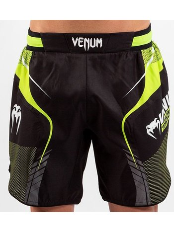 Venum Venum Training Camp 3.0 Fight Shorts Black Yellow