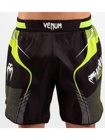 Venum Venum Training Camp 3.0 Fight Shorts Zwart Geel
