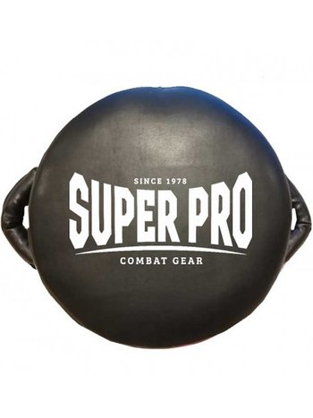 Super Pro Super Pro Round Punch Multi Strike Shield 39cm Black